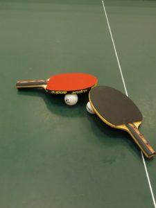 Tischtennis Probetrainingt für Kinder