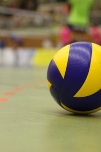 Volleyball Probetraining Freizeit Sport